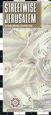 Streetwise Jerusalem Map - Laminated City Center Street Map of Jerusalem, Israel