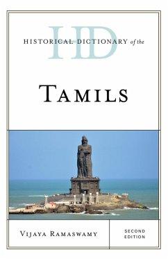 Historical Dictionary of the Tamils (eBook, ePUB) - Ramaswamy, Vijaya