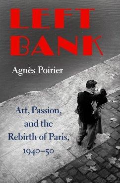 Left Bank (eBook, ePUB) - Poirier, Agnès