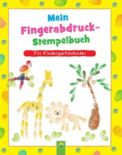 Mein Fingerabdruck-Stempelbuch (eBook, ePUB)