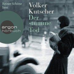 Der stumme Tod / Kommissar Gereon Rath Bd.2 (MP3-Download) - Kutscher, Volker