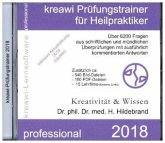 kreawi-Prüfungstrainer professional für Heilpraktiker 2018, 1 CD-ROM