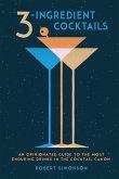 3-Ingredient Cocktails (eBook, ePUB)