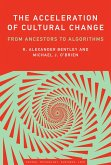 The Acceleration of Cultural Change (eBook, ePUB)