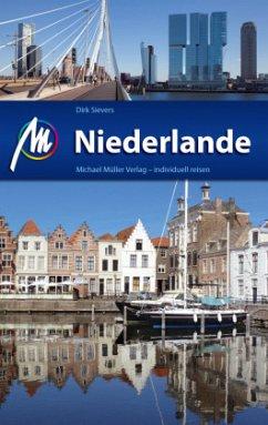 Niederlande Reiseführer Michael Müller Verlag - Sievers, Dirk
