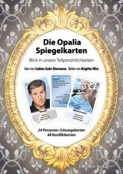 Die Opalia Spiegelkarten - Guhr-Biermann, Sabine