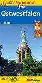 ADFC-Regionalkarte Ostwestfalen mit Tagestouren-Vorschlägen, 1:75.000, reiß- und wetterfest, GPS-Tracks Download