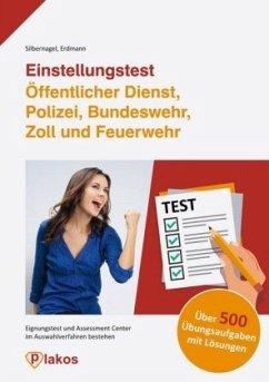 Einstellungstest - Silbernagel, Philipp; Erdmann, Waldemar