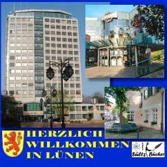 Herzlich willkommen in Lünen a.d. Lippe (eBook, ePUB) - Sültz, Renate; Sültz, Uwe H.