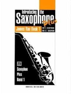 Saxophone Plus Book