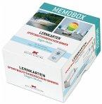 Sportbootführerschein Binnen (Segel/Motor) Lernkarten-Memobox