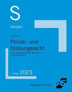 Skript Polizei- und Ordnungsrecht - Wüstenbecker, Horst; Sommer, Christian