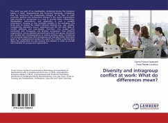 Diversity and intragroup conflict at work: What do differences mean?