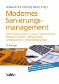 Modernes Sanierungsmanagement (eBook, PDF)