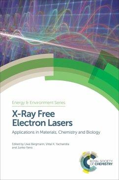 X-Ray Free Electron Lasers (eBook, ePUB)