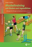 Muskeltraining mit Kindern und Jugendlichen