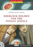 Sherlock Holmes and the Stolen Jewels, mit 1 Audio-CD