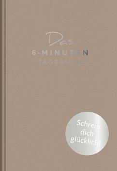 Das 6-Minuten-Tagebuch (pfefferbraun) - Spenst, Dominik