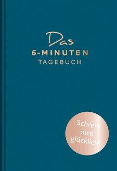 Das 6-Minuten-Tagebuch (aquarellblau) - Spenst, Dominik