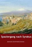 Spaziergang nach Syrakus (eBook, ePUB)