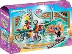 PLAYMOBIL® 9402 Bike & Skate Shop