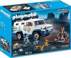 PLAYMOBIL® 9371 Geldtransporter