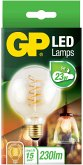 GP Lighting LED Vintage G95 Gold Spiral E27 5W (23W) GP 082132