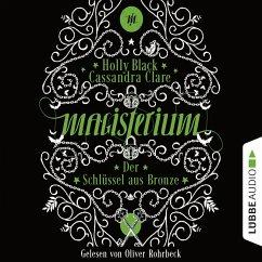 Der Schlüssel aus Bronze / Magisterium Bd.3 (Ungekürzt) (MP3-Download) - Clare, Cassandra; Black, Holly