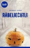 Räbeliechtli (Kurzgeschichte, Krimi) (eBook, ePUB)