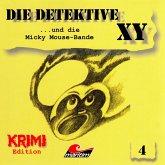 Die Detektive XY, Folge 4: ...und die Micky Mouse-Bande (MP3-Download)