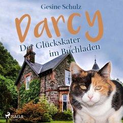 Darcy - Der Glückskater im Buchladen (Ungekürzt) (MP3-Download) - Schulz, Gesine