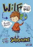 Wilf - plötzlich Held und der Superschurke / Wilf Bd.1 (Mängelexemplar)