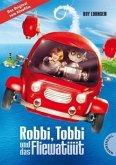 Robbi Tobbi und das Fliewatüüt. Mit Filmfotos (Mängelexemplar)