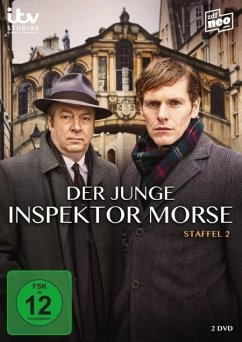 Der junge Inspektor Morse - Staffel 2 - Junge Inspektor Morse,Der