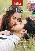 Diese gefährliche Sehnsucht... & Du bist meine Rettung! & Ist es Liebe, Dr. Taylor? / Julia Ärzte zum Verlieben Bd.105 (eBook, ePUB)