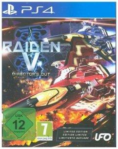 Raiden V: Director's Cut - Limited Edition (PlayStation 4)