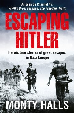 Escaping Hitler (eBook, ePUB) - Halls, Monty