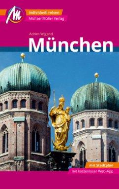 MM-City München Reiseführer, m. 1 Karte (Mängelexemplar) - Wigand, Achim