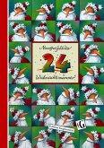 24 Weihnachtsmänner (eBook, ePUB)