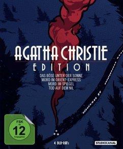 Agatha Christie Edition BLU-RAY Box - Ustinov,Peter/Finney,Albert