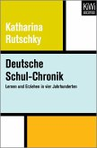 Deutsche Schul-Chronik (eBook, ePUB)