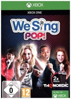 We Sing POP (inkl. 2 Mikrofonen) (Xbox One)