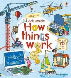 Look Inside: How Things Work - Lloyd Jones, Rob