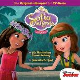 Disney / Sofia die Erste - Folge 15: Die Kaninchen-Verwechslung/Stürmische Lani (MP3-Download)