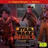 Disney / Star Wars Rebels - Folge 16: Der vergessene Droide/Kampf um die Basis (MP3-Download)