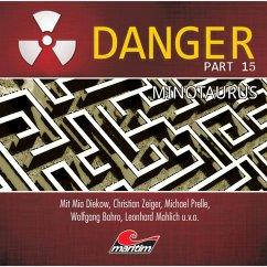 Danger, Part 15: Minotaurus (MP3-Download) - Duschek, Markus