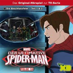 Marvel / Der ultimative Spider-Man - Folge 18: Die Abschlussfeier 1 + 2 (MP3-Download) - Bingenheimer, Gabriele