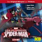 Marvel / Der ultimative Spider-Man - Folge 17: Agent Web/Süßes oder Magisches? (MP3-Download)