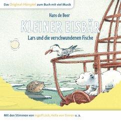 Kleiner Eisbär - Lars und die verschwundenen Fische (MP3-Download)