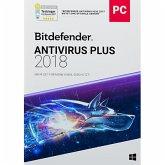 BitDefender Antivirus Plus (2018) 3 Geräte / 12 Monate (Download für Windows)